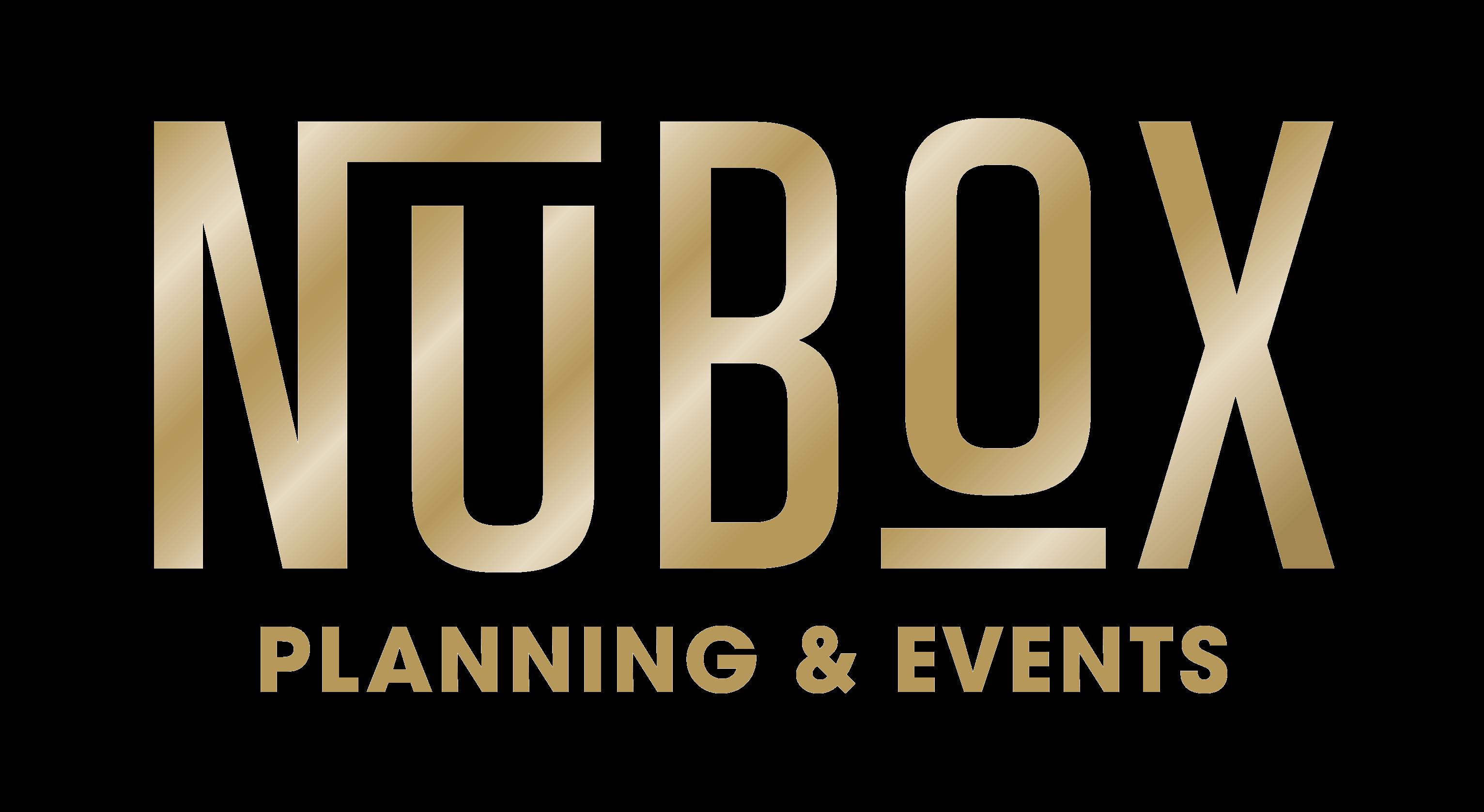 Logo Nubox BLACK